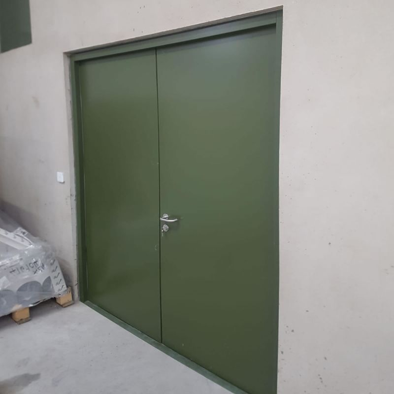 Steel Security Door Supplier And Installer Across Northern